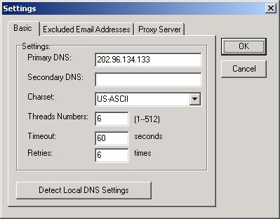 Primary Secondary Dns
